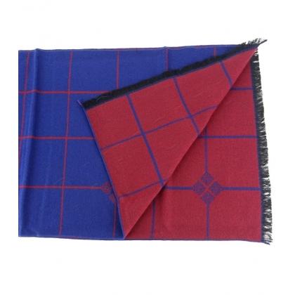 Двулицев мъжки шал