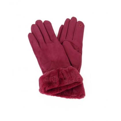 Тактилни плюшени ръкавици 331-1