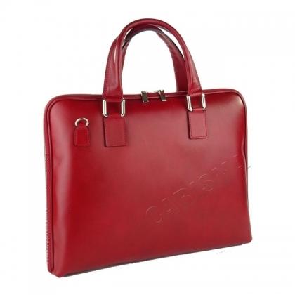 Бизнес чанта от естествена кожа 3098-2