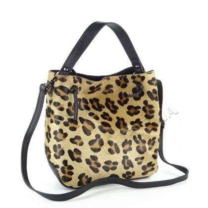 Чанта с животински принт