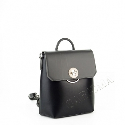 Раница-чанта от еко кожа в два цвята, David Jones