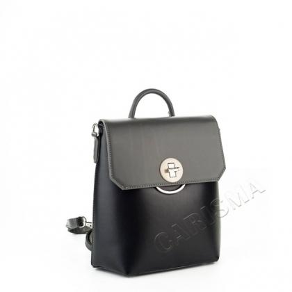 Чанта-раница, Черно и Сиво, David Jones, 5863DJ