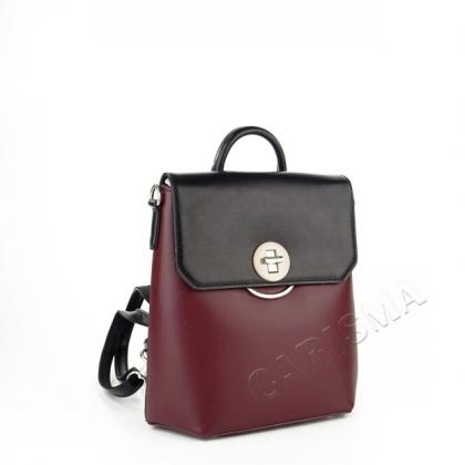 Чанта-раница от еко кожа, David Jones, 5863DJ-4