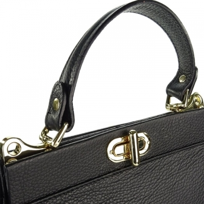 Елегантна италианска чанта