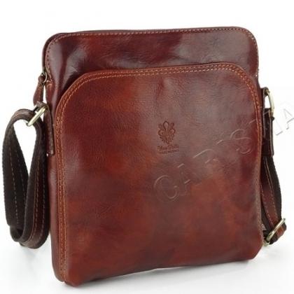 Мъжка чанта Кафява 1918-1