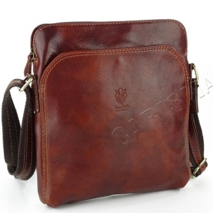 Мъжка чанта в кафяво 1918-1