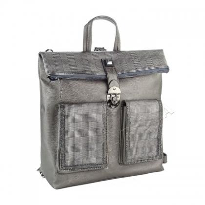 Раница-чанта с два предни джоба 8955