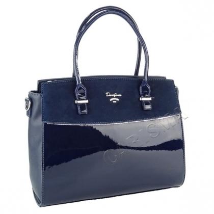Чанта от еко кожа и лак 5846DJ-1