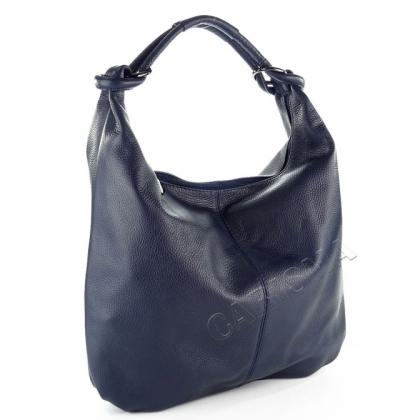 Чанта тип торба, Тъмносиня, 1393L-4
