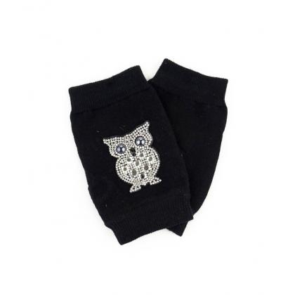 Дамски памучни ръкавици Бухал 122B