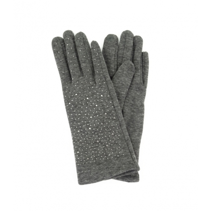 Сиви ръкавици