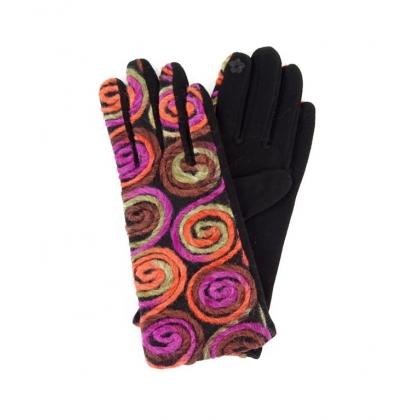 Оригинални дамски ръкавици 223-1