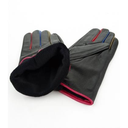 Черни дамски ръкавици
