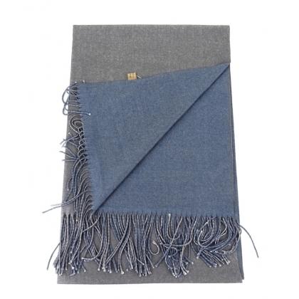 Зимен дамски шал