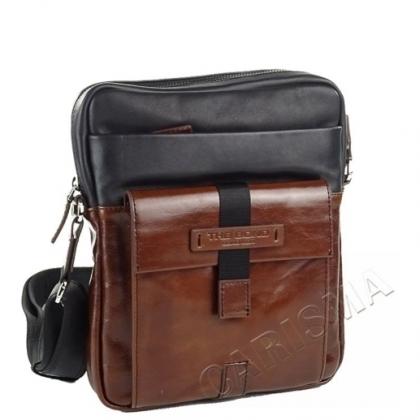 Стилна мъжка чанта през рамо