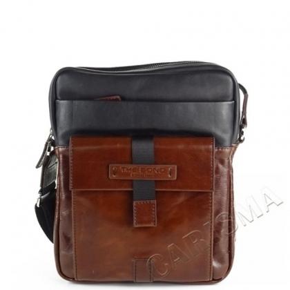 Мъжка чанта с преден джоб