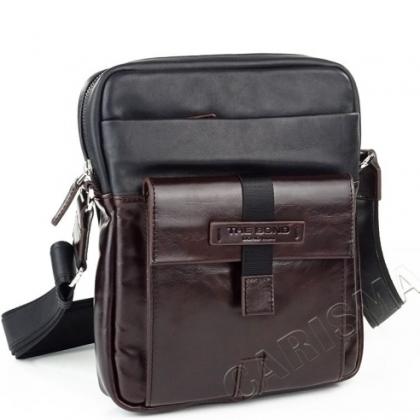 Мъжка чанта с джоб 2225B-2