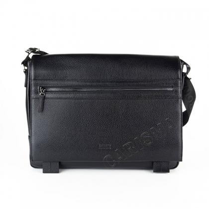Черна мъжка бизнес чанта