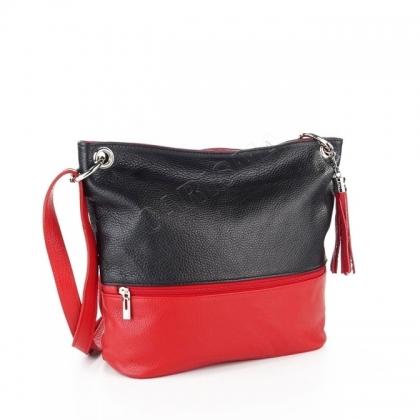 Чанта в два цвята 2171I-2