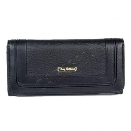 Стилен дамски портфейл, черен 1097T-1