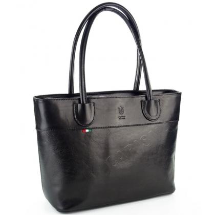 Чанта от естествена кожа Florence 1913E