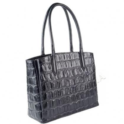 Ефектна чанта Крокодилска кожа 1828T-1