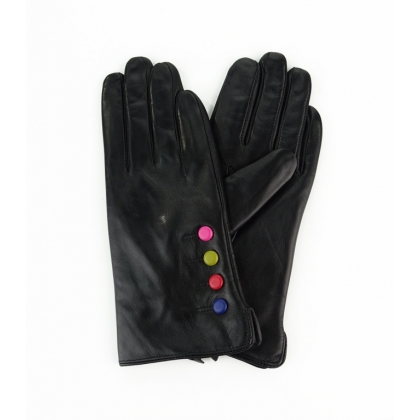 Черни дамски ръкавици 2186-2