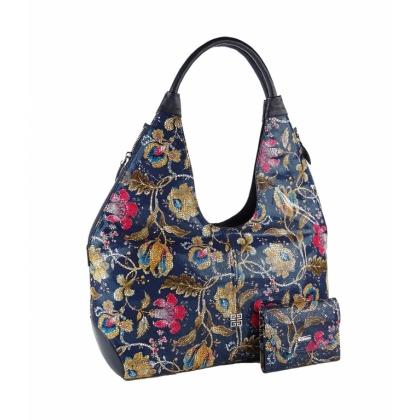 Подаръчен комплект чанта и портмоне 097К