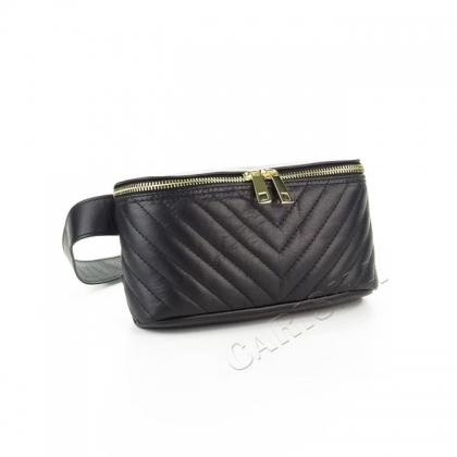 Чанта за кръста тип паласка 2390P