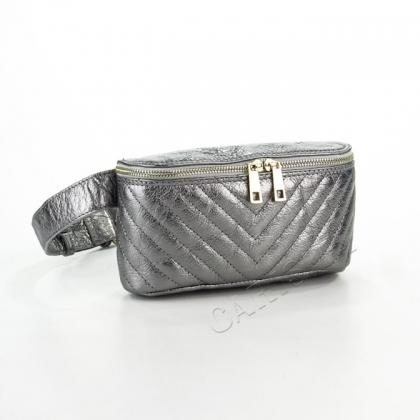 Чанта за кръста тип паласка 2390P-1
