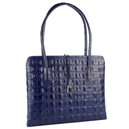 Дамска чанта от естествена кожа P2310-3