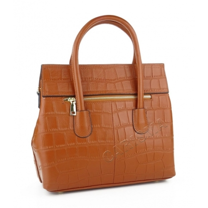 Чанта със заден джоб с цип