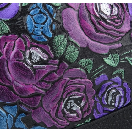 Чанта с рози