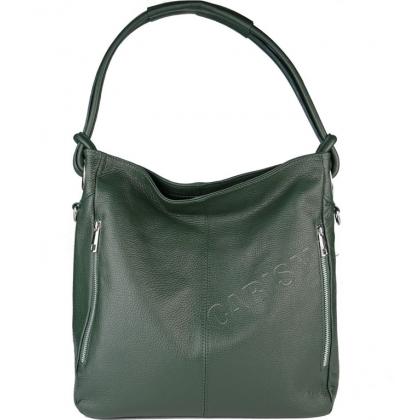 Чанта тип торба с два предни джоба
