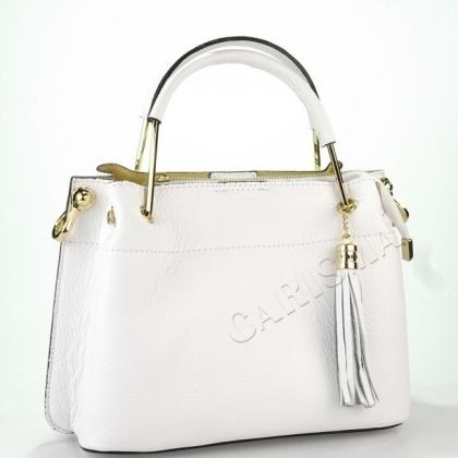 Дамска чанта от естествена кожа 11534L-4