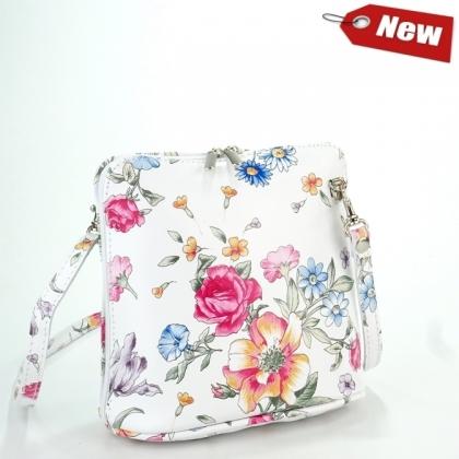 Малка чанта от естествена кожа
