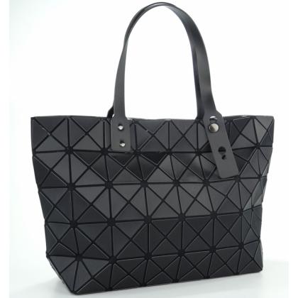 Черна чанта тип торба, 54K-1