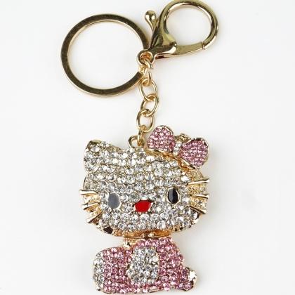 Hello Kitty ключодържател