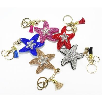 Ключодържатели Звезди
