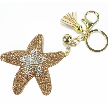Ключодържател Златна Звезда