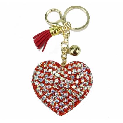 Аксесоар и ключодържател Сърце, 0101-11