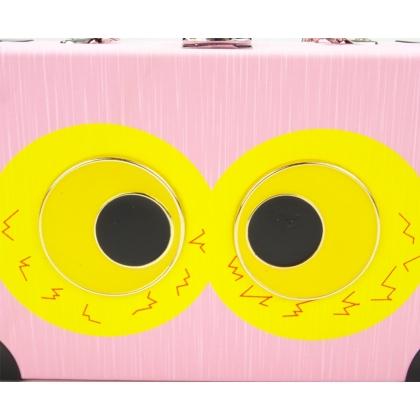 Чанта куфарче очи