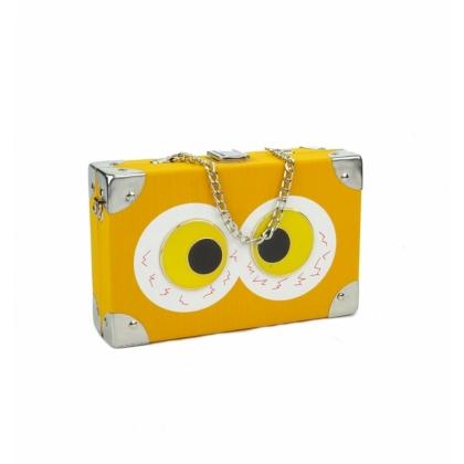Малка жълта чантичка, 46