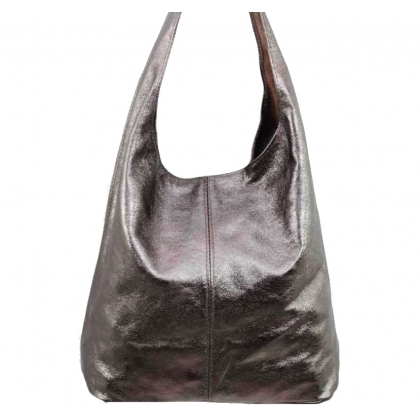 Дамска чанта, Графит,1394-3