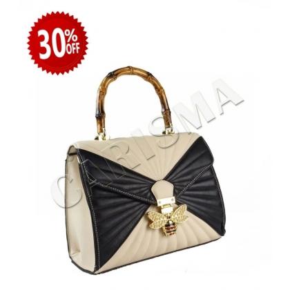 Дамска чанта в два цвята 3110-3