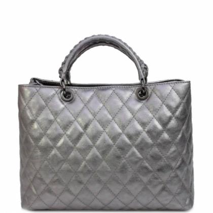 Графитена дамска чанта