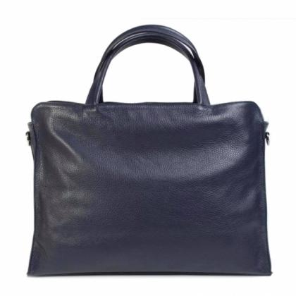 Тъмносиня бизнес чанта, 17225-10