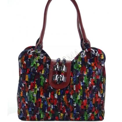 Дамска чанта от естествена кожа 1827-5