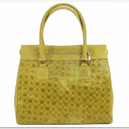 Жълта чанта