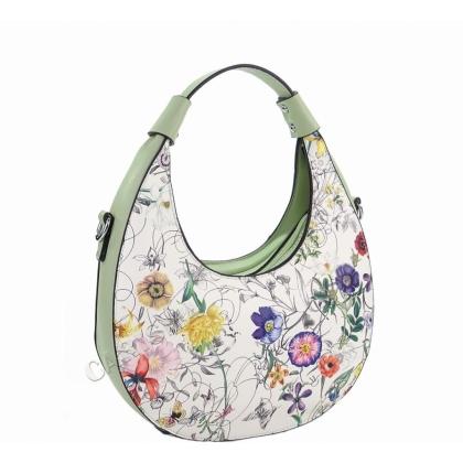 Дамска чанта на цветя, 2031L